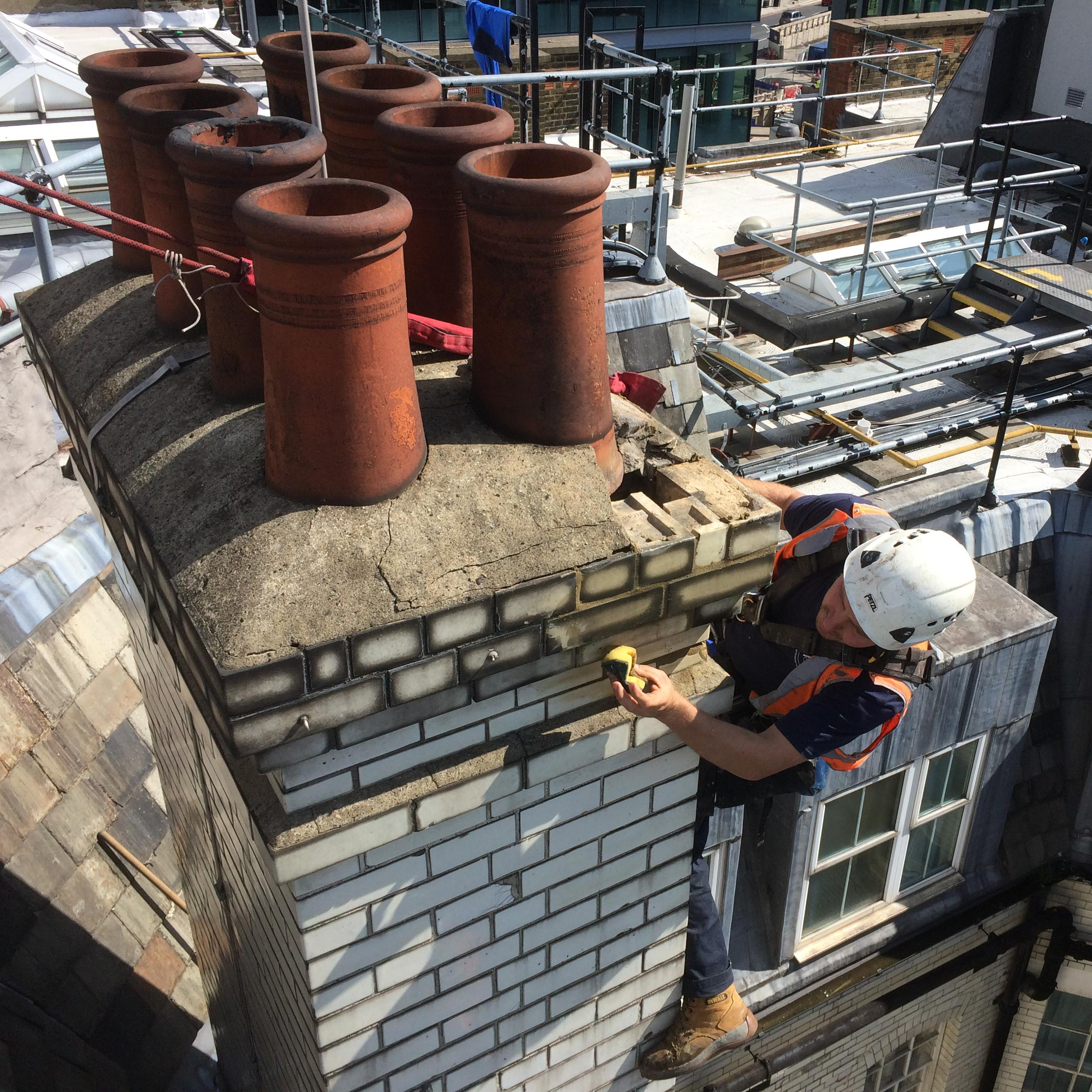 Chimney Inspection and Renovation