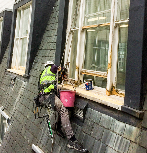 Sash window repair and restoration