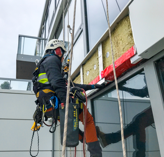 Cladding installation/ inspection/ replacement